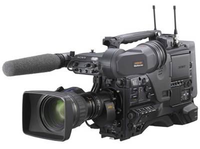 Camara Video Profesional Sony PDW-700