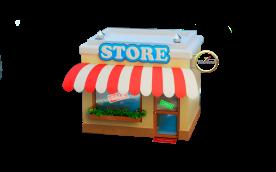 Tienda-Online PNG