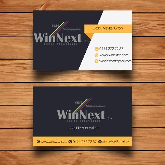 winnext tarjetas nuevas